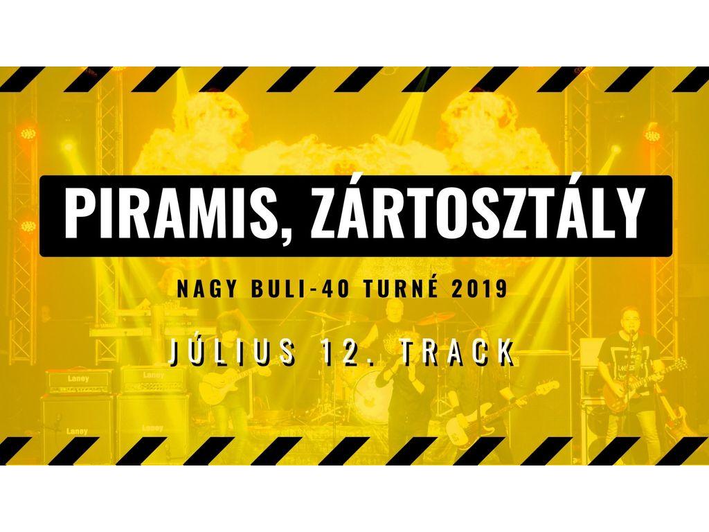 Nyerj páros belépőt a Piramis Track-es koncertjére!