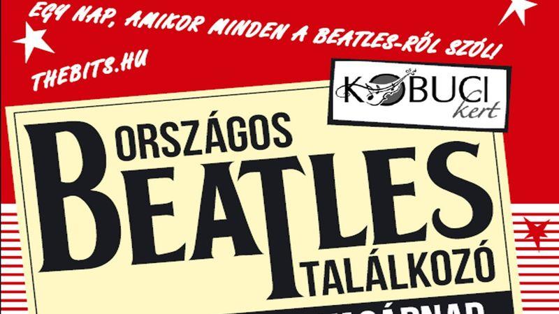 Egy nap a Beatles jegyében a Kobuciban – megvan a végleges program!