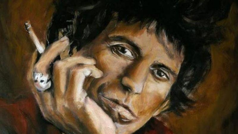 Ellopkodta Ronnie Wood festményeit, börtönbe kerül