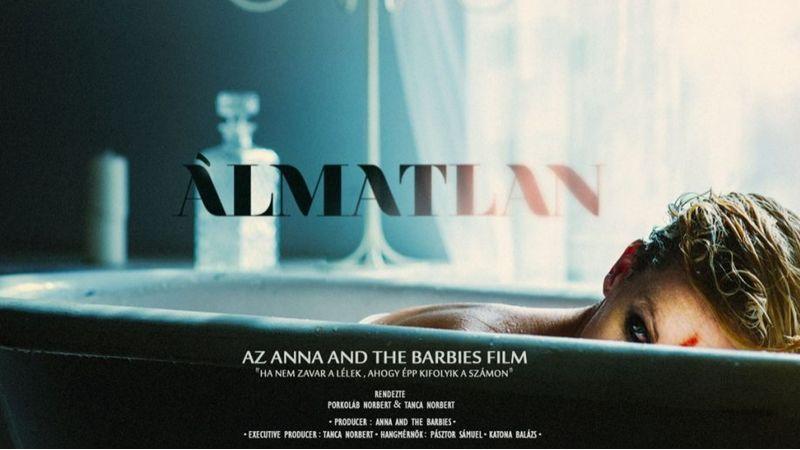Anna and the Barbies – Értelmetlen, avagy megnéztük az Álmatlan-koncertfilmet