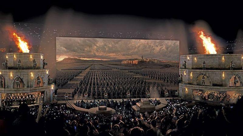 Westeros Budapestre érkezik: Trónok Harca gigakoncert az Arénában