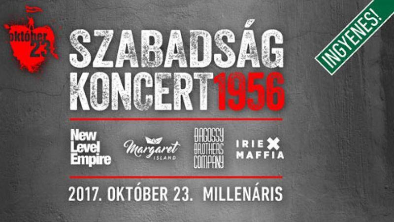 Négy zenekar ad ingyenes koncertet a Millenárison