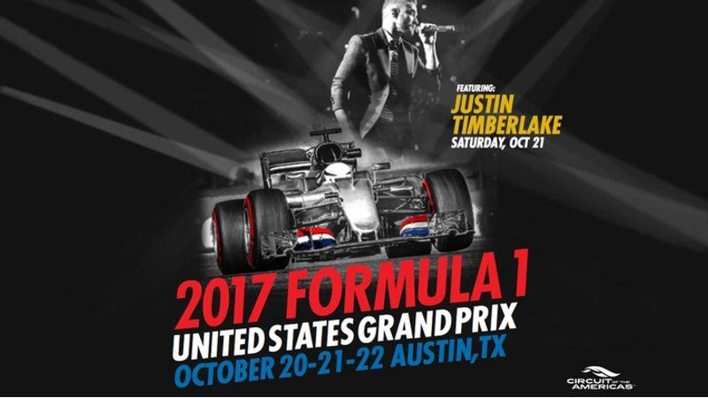 Justin Timberlake koncertje miatt éjszaka lesz a szombati F1-időmérő