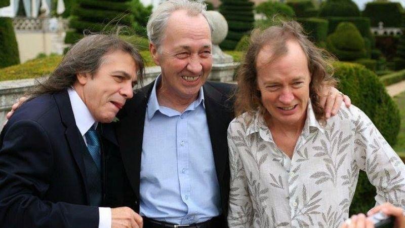 Gyászol az AC/DC, meghalt George Young