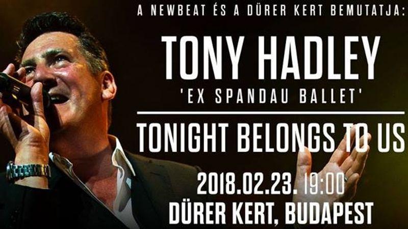 Egy estére bearanyozódik a Dürer - a Spandau Ballet énekese jövőre Budapesten koncertezik