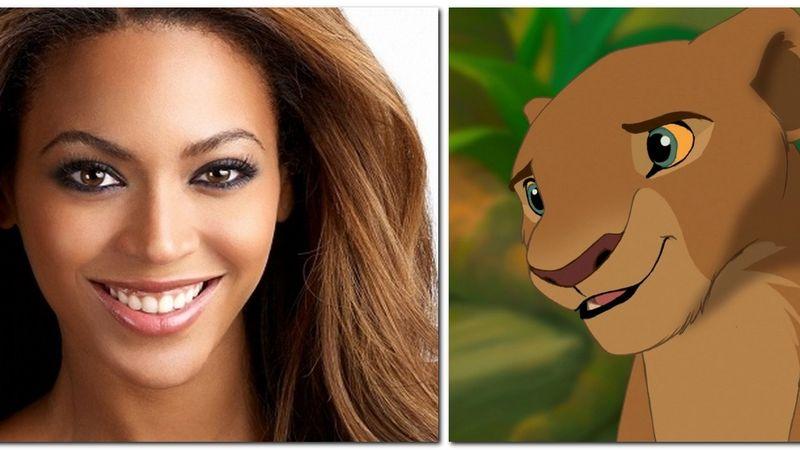 Beyoncé alakítja Nala szerepét a Disney Oroszlánkirály-feldolgozásában!
