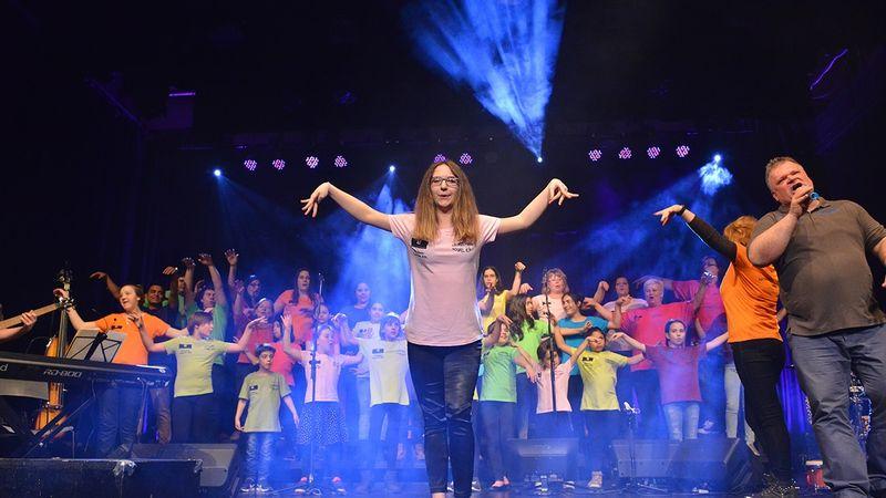 Már a második albuma jelenik meg Magyarország egyetlen állami gondozottakból álló énekkarának!