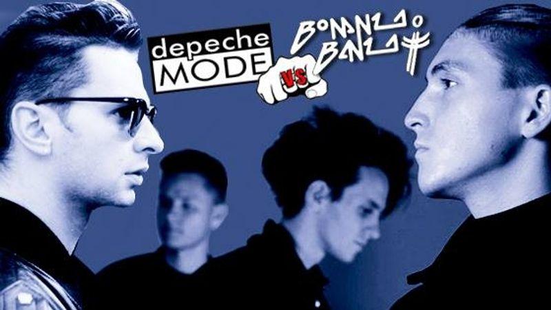 Depeche Mode vs. Bonanza Banzai