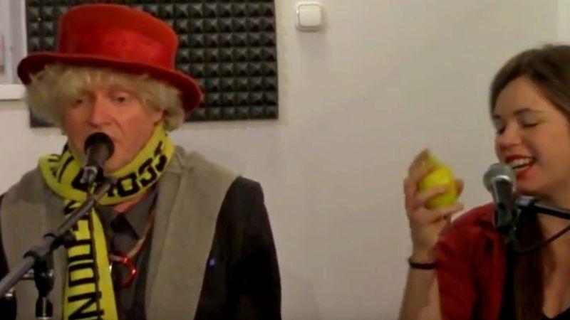 Klipsztori: Újévi dal a Müller Péter Sziámi AndFriendstől és a Romano Dromtól