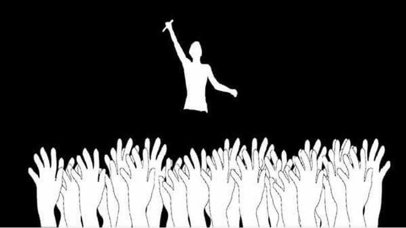 Kesztyűs kézzel bánnak a magyar Depeche Mode-rajongók a bandával!