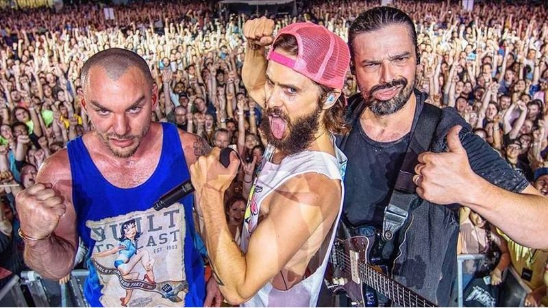 Fotó: Thirty Seconds To Mars /FB