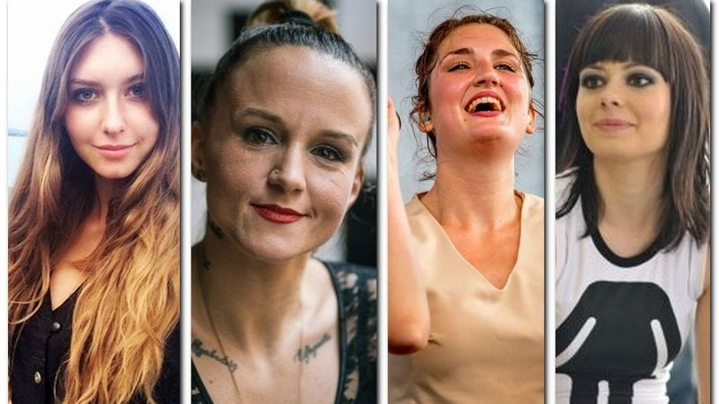Énekesek a meNŐK listáján: Glamour Woman Of The Year 2018