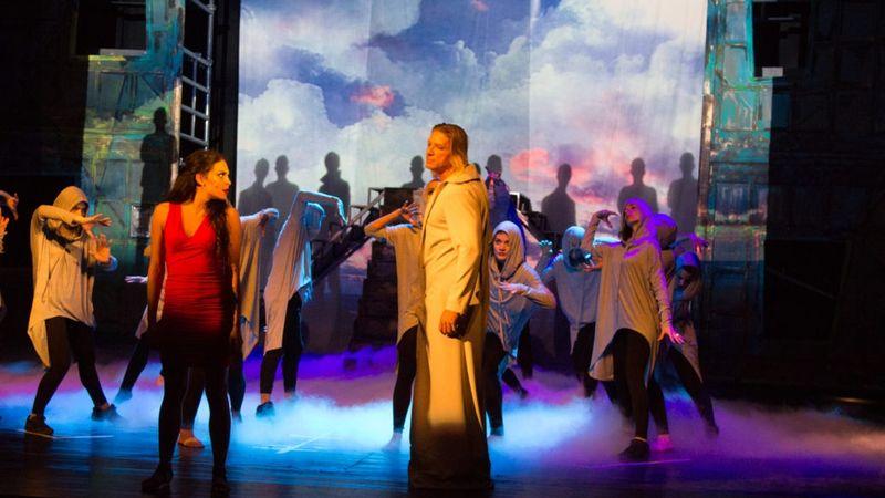 Fotó: Nemzeti Lovasszínház