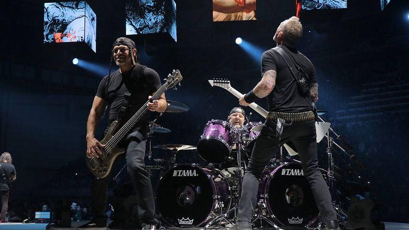 Fotó: Metallica /FB