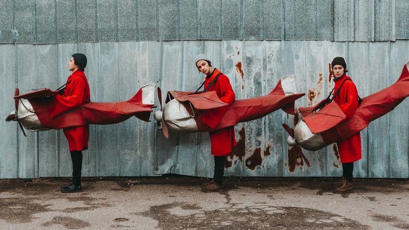A lett srácok elhozzák a tavaszt a Dürerbe: Carnival Youth