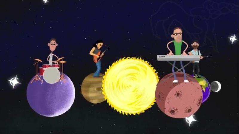 Hogy kerül Frank Zappa egy magyar klipbe?