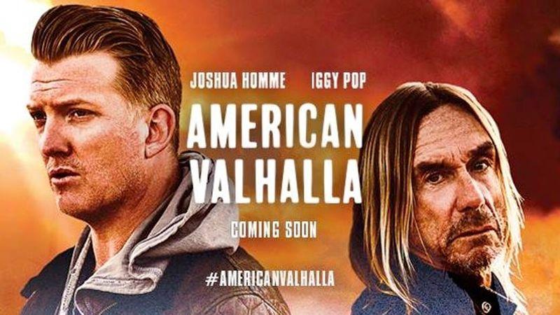 American Valhalla Iggy Poppal és Joshua Homme-mal Budapesten