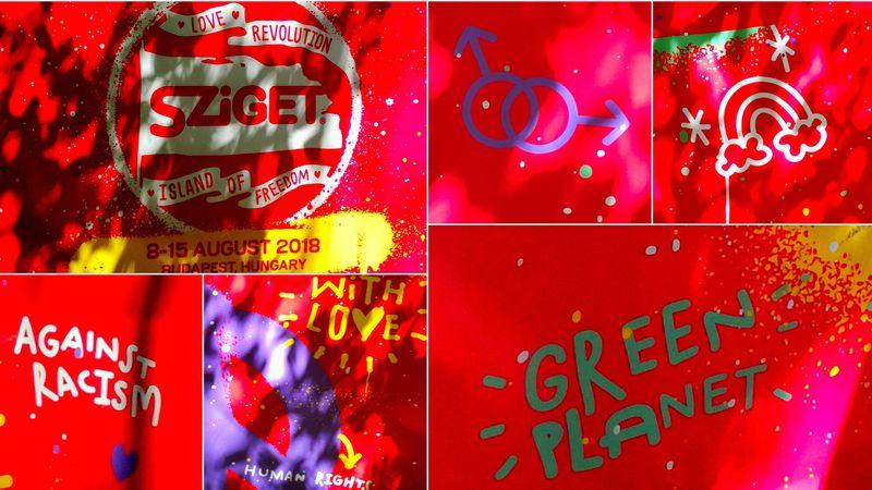 Mondjuk ki: a Sziget nem magyar fesztivál