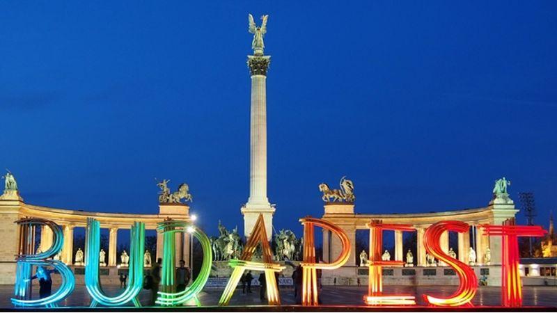 Ma éjfélig lehet szavazni Budapest dalára!