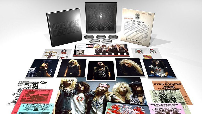 Vennél Guns N' Roses lemezt 260.000 forintért?