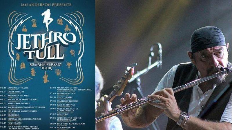 50 év a pályán – a Jethro Tull elhozza jubileumi turnéját Budapestre