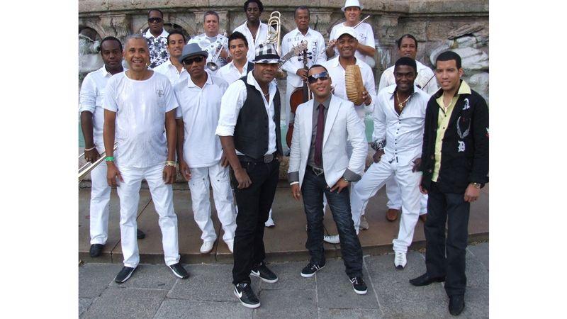 Budapestre jön Kuba egyik legjobb salsa zenekara