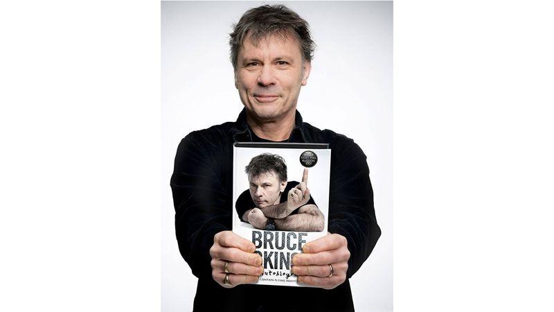 Már magyarul is elérhető az Iron Maiden frontemberének életrajzi könyve