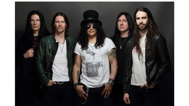 Jövőre európai turnéra indul új albumával a Slash ft. Myles Kennedy And The Conspirators