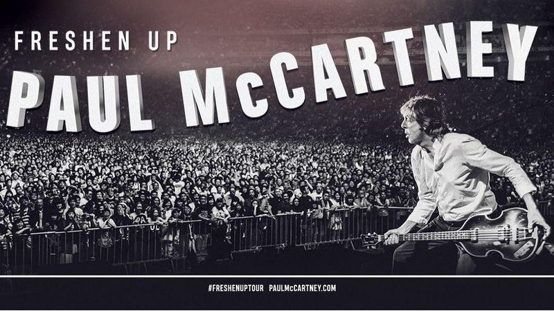 Paul McCartney koncert lesz Bécsben!