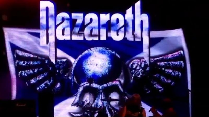 Rocklegendák Mezőkövesden – az első a Nazareth