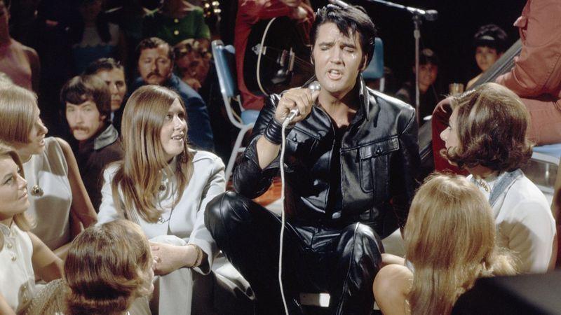 A Király a mozivásznon tér vissza – levetítik Elvis Presley 1968-as legendás koncertjét