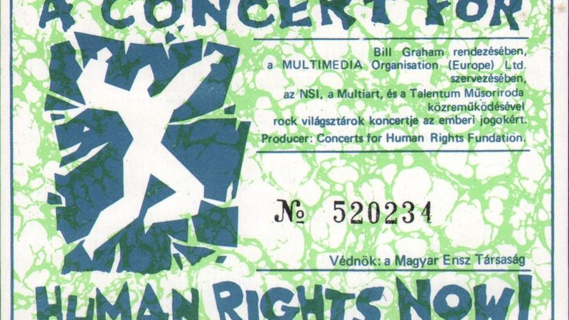 Ma 30 éve zajlott a magyar koncertélet egyik legnagyobb eseménye