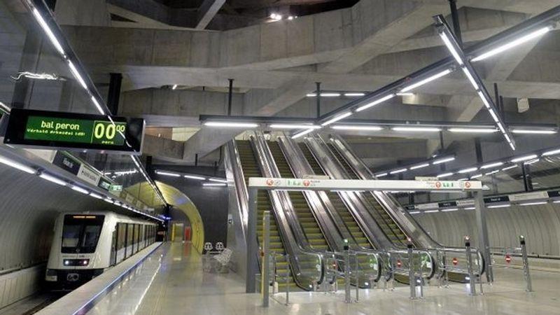 Minikoncertek lesznek a metróban!