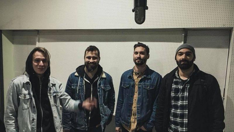 Különleges stúdióban, ráadásul Angliában veszi fel lemezét a magyar stoner zenekar