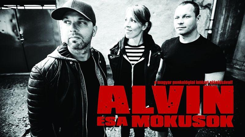 25 év punk – 2 x 25 dal: dupla koncerttel ünnepel az Alvin és a Mókusok