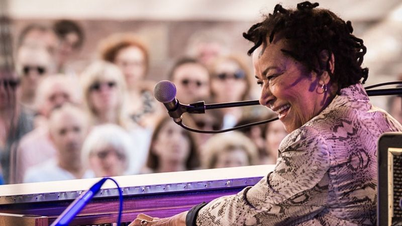 80. születésnapját ünnepli Rhoda Scott Budapesten