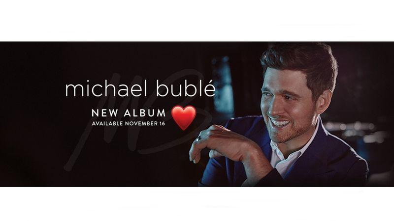 Kisfia jobban van, újra foglalkozhat az énekléssel Michael Bublé