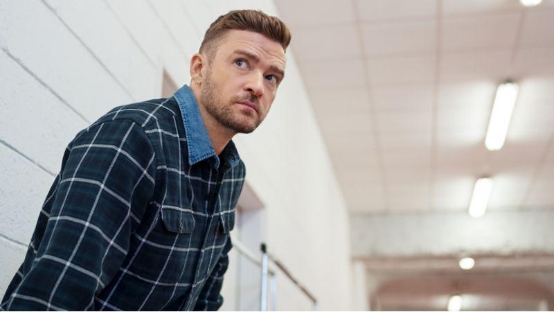 Ezért hord Justin Timberlake kockás favágóinget