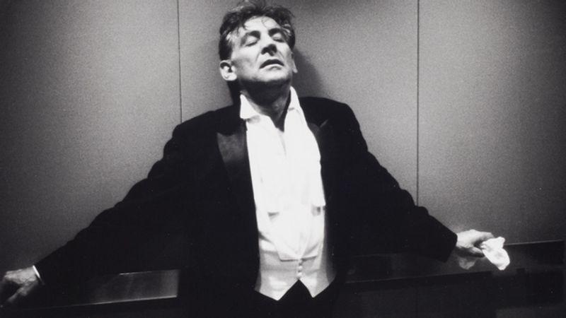 Fotó: 14 ritkán látott fotó a 100 éve született Leonard Bernsteinről (cafebudapestfest.blog.hu)