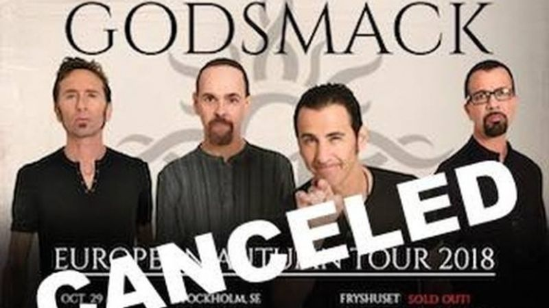 Meghalt a gitáros fia  – elmarad a Godsmack-koncert a Barba Negrában