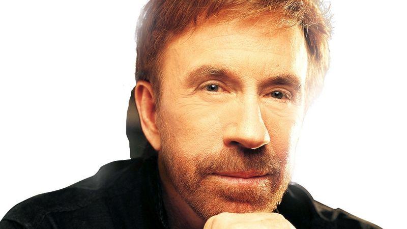 Chuck Norris az Arénában!