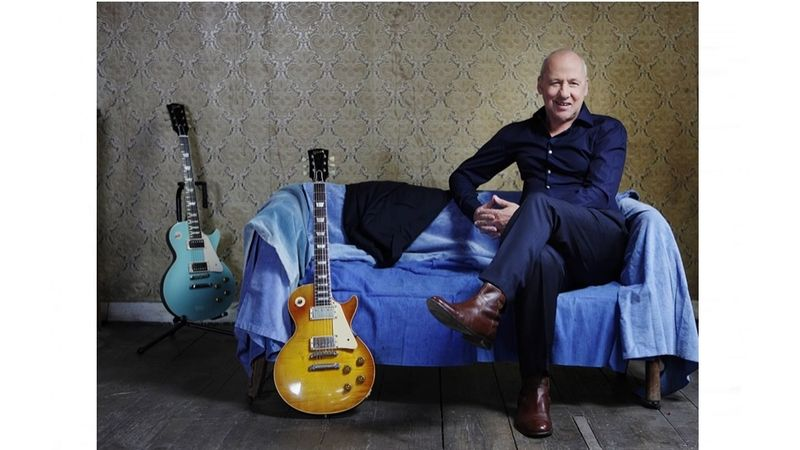 Fotó: Mark Knopfler Facebook
