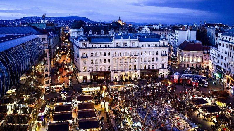 Idén 20 éves a Budapesti Adventi és Karácsonyi Vásár: két hónap alatt mintegy 160 program lesz