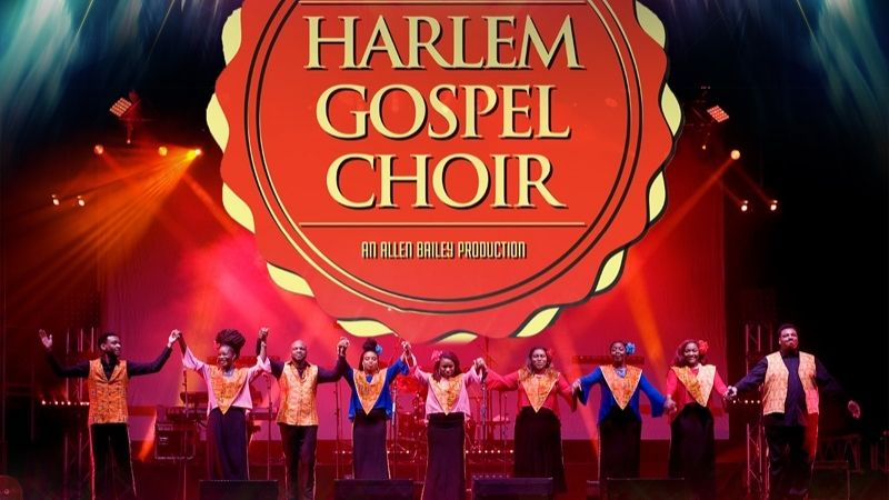 Időpontváltozás! Harlem Gospel Choir sings Aretha Franklin