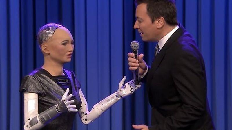 Rockzene robotzenészekkel?