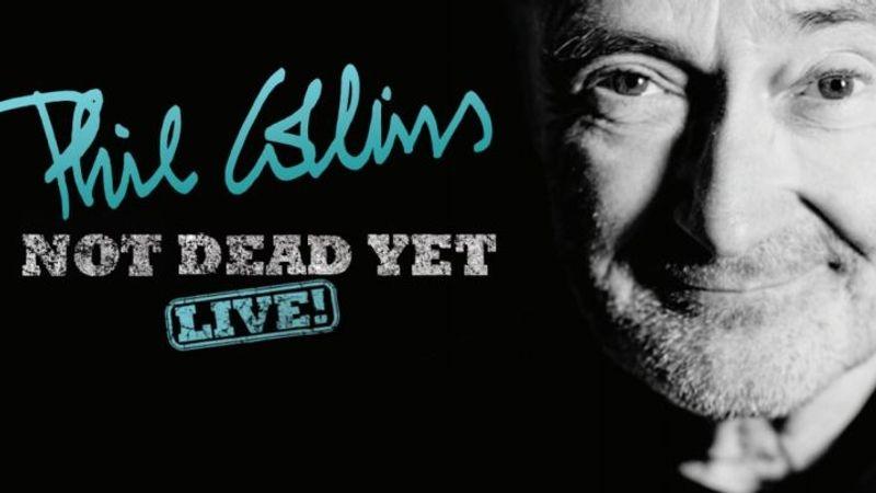 Még élek! Phil Collins Európában turnézik
