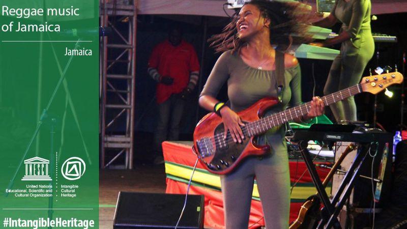Kulturális örökség lett a jamaikai reggae!