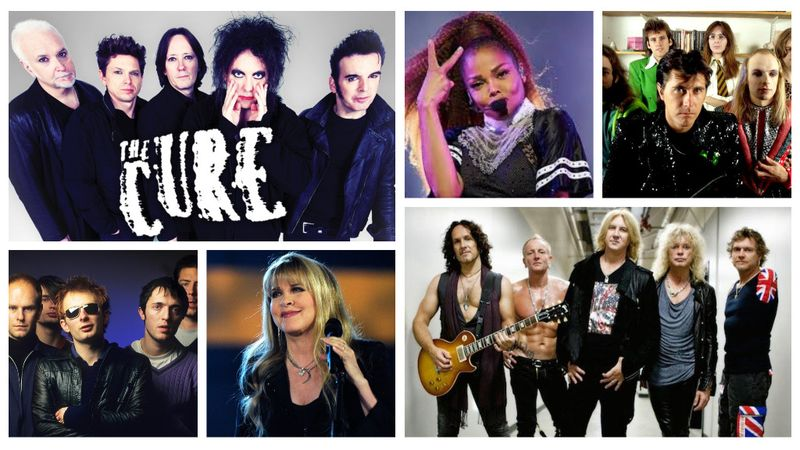 Összeállt a Rock and Roll Hírességek Csarnokának 2019-es osztálya
