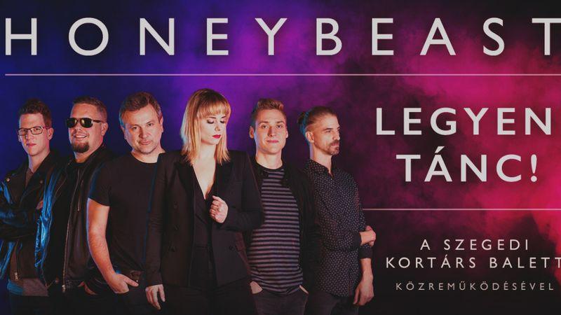 Balett-táncosokkal turnézik a Honeybeast