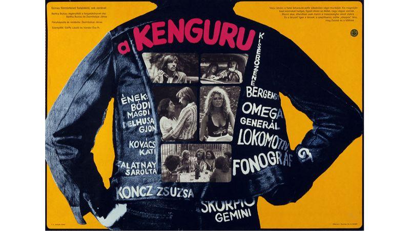 Kultikus magyar filmek a vásznon: A kenguru